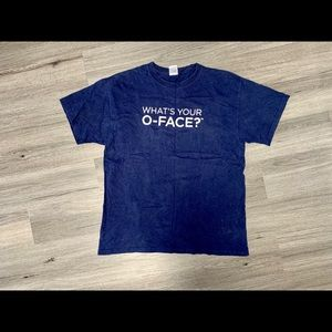 What's your O-Face Three Olives Vodka XL shirt